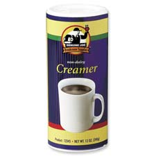 Nondairy creamer, powdered, canister, 12 oz., 3/pk, sold as 1 package, 8 package per package
