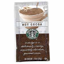 Starbucks Gourmet Hot Cocoa