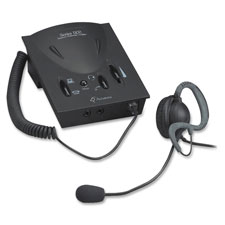 Compucessory Amplifier/Over-the-Ear Headset Kit
