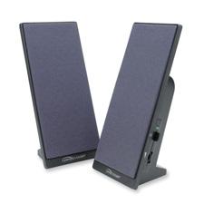 Compucessory Flat Panel Full Range Speakers