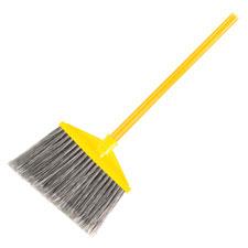 Rubbermaid Stain Resistant Bristles Angle Broom