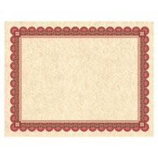 Southworth CT5R Parchment Certificates