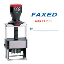 Cosco Metal Faxed Dater