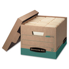 Fellowes Bankers Box Heavy-Duty Storage Files