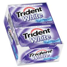 Cadbury Trident White Cool Rush Gum