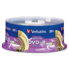 Verbatim LightScribe DVD+R Recordable Disc
