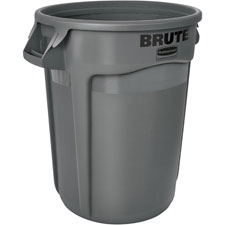 Rubbermaid Brute Heavy-duty Round Containers