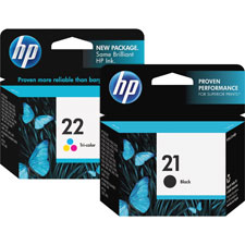 HP C9351/2AN Ink Cartridges