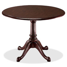 DMI Office Furn. Queen Anne Conference Tables
