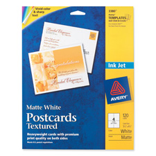 "Post cards,textured,card size 4-1/4""x5-1/2"",matte,120/bx,we, sold as 1 box"
