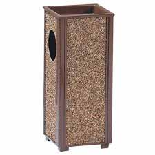Rubbermaid Sand Urn Litter Receptacles