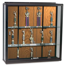 Balt Wall Mount Display Cases