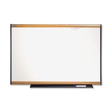 Quartet Maple Frame Total Erase Boards