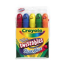 Crayola Slick Stix Twistables Crayons