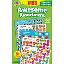 Trend Awesome Assortment Stickers