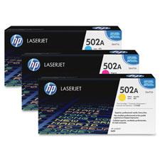 HP Q6470/1/2/3A Toner Cartridges