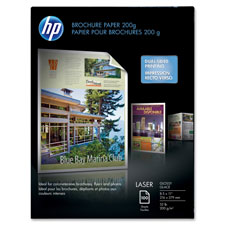 HP Color Laser Glossy Photo & Imaging Paper