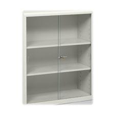 Tennsco Steel Bookcase Glass Door Kits