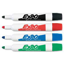 Sanford Expo Bullet Tip Dry-erase Markers