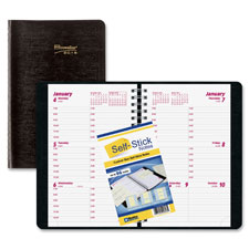 Rediform 2-Part Carbonless Weekly Planners