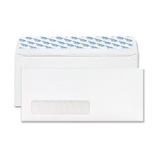 Columbian Grip-Seal Window Business Envelopes
