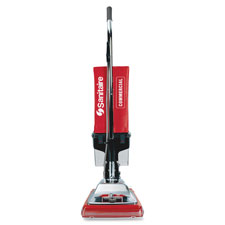"Upright vacuum,7amps,std. fltr.,14""x13""x45"",red/chrome, sold as 1 each"
