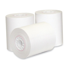 Ncr Paper Add Rolls / Financial Rolls / Calculator Rolls