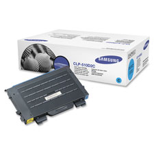 Samsung CLP510D2C/M/Y/3K Toner Cartridges