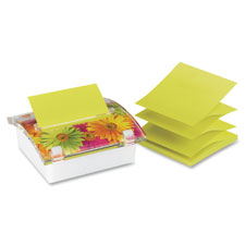 3M Post-it 3D Pop-Up Designer Note Pads w/Disp.