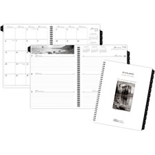 At-A-Glance Exec. Prof. Wkly/Mthly Planner Refill