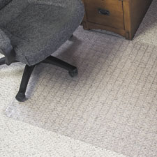 Deflect-O SuperMat Checkered Chairmats