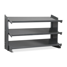Akro-Mils Shelf Bin Bench Rack