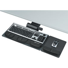 Fellowes Adjustable Keyboard Tray KP-Class