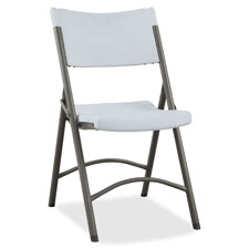 "Folding chairs,18-1/2""x21-7/8""x33-1/8"", 4/ct, platinum, sold as 1 carton, 4 each per carton"