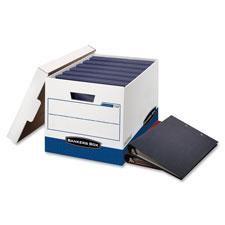 Fellowes Bankers Box Binder Storage Box
