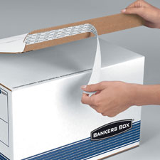 Fellowes Bankers Box Letter/Legal Storage Boxes