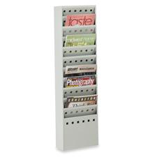 Safco 11-Pocket Magazine Rack