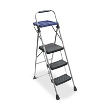 R D Werner 3-Step Project Ladder