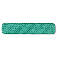 "Dry room pad,nonabrasive, 24"",12/ct, green, sold as 1 carton"