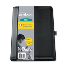 At-A-Glance Outlink Monthly Planner w/Tabs