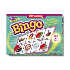Trend Rhyming Bingo Game