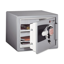 Sentry Tubular Key & LCD Electronic Fire Safe
