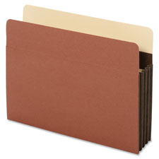 Globe Weis Extra Wide Accordion File Pockets
