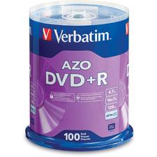 Verbatim DVD+R Discs