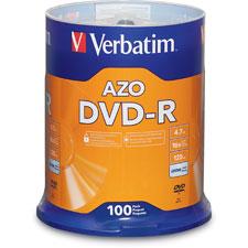 Verbatim DVD-R Discs