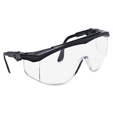 R3 Safety Tomahawk Black Frame Safety Glasses