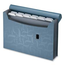 Esselte Pendaflex 13-Pocket Poly Expanding Files