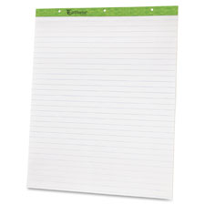Ampad Evidence Wide Ruled Recycled Easel Pads