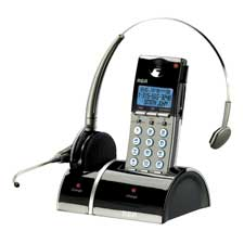RCA Products Cordless Phone w/Wireless Hdset & CID