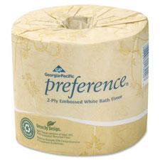 Georgia Pacific Preference 40-Roll Bathroom Tissue